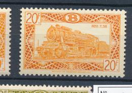 BELGIUM BELGIQUE  1949 ISSUE COB TR316 POSTFRIS SANS CHARNIERE MNH - 1942-1951