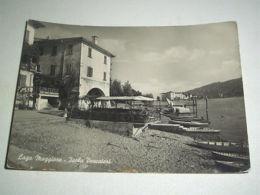 Cartolina Isola Dei Pescatori - Imbarcadero 1950 Ca - Verbania
