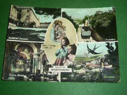 Cartolina Montenero - Vedute Diverse 1957 - Livorno
