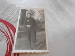355 - Photo , Camp De Jeunesse , Mai 1942 , Lacassagne, Par Rignac, Aveyron, - Lieux