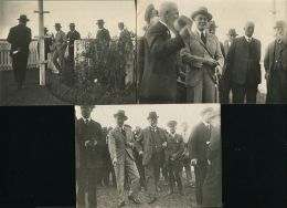 KING EDWARD VIII ROYAL TOUR BRISBANE RACES 1920 - Other Collections