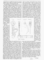 BALANCE SANS POIDS  La Romaine Automatique Systéme DUJOUR    1881 - Sciences & Technique