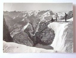Cartolina Le Pale Di S. Martino - Panorama 1970 - Trento