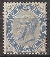 Nr. 40 * MH Met Mooie Originele Gom En In Zéér Frisse Staat Met KEURMERK (zie 2 Scans) !   OBP = 550 € - 1883 Léopold II