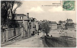 22 PORTRIEUX-SAINT-QUAY -    (Recto/Verso) - Saint-Quay-Portrieux