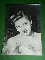 Foto Cartolina Cinema Teatro Lirica - Joan FONTAINE - 1950 Ca - Other