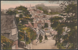 Launceston From St Stephen's Hill, Cornwall, 1913 - Frith Postcard - Other