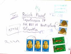 Egypt Letter ... AX459 - Egypt