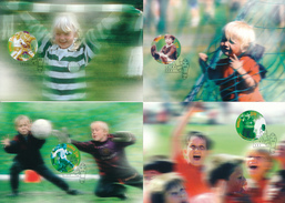 NORWEGEN - NORGE -  10 MC , Maximumkarten  100 Jahre Norwegischer Fussballverband - Maximumkarten (MC)