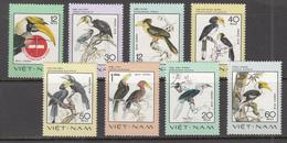 BIRDS Vogel Oiseaux Vietnam 1977 Mi 898-905 MNH (**) #6179 - Non Classés