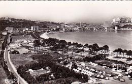 Cpsm Calvi - Camping Plage 1964 - Calvi