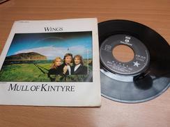 WINGS.. GIRLS SCHOOL.  MULL OF KINTYRE. - Vinyl Records