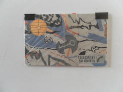 TELECARTE FRANCE - F16 CLE DE LUNE - BUL1 - 50U - NSB - LOT Sans N° - 1987