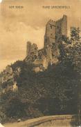 CP Der Rhein - Ruine Drachenfels (Koenigswinter) - Koenigswinter