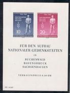 GermanDemocraticRepublic1954: Michel Block10mnh** - [6] Democratic Republic