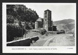 Canillo Esglesia Romanica De Sant Joan De Casellas (Claverol) Andorre - Andorra
