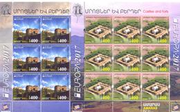 2017.Mountainous Karabakh, Europa 2017, 2 Sheetlets, Mint/** - Armenia