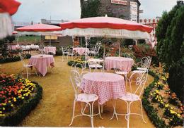 """50 - BREE PAR PONTORSON - CPM - Hôtel Restaurant """"le Sillon De Bretagne"""" - La Terrasse Fleurie - Autres Communes"""