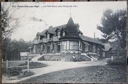 1719 CPA 76 DIEPPE POURVILLE SUR MER LES PASTIS DOUX 1913 M63 - Dieppe