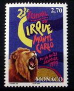 MONACO # 2103.  2.70fr, 23rd International Circus Festival. MNH (**) - Monaco