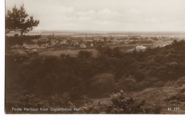 Poole  Harbour  From  Constitution  Hill - Inglaterra