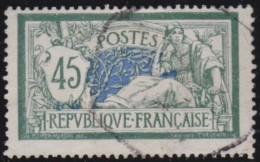 France  .   Yvert   .     143         .        O          .        Oblitéré - France