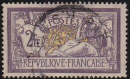 France  .   Yvert   .     122        .        O          .        Oblitéré - France