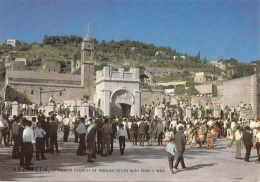 NAZARETH Heilige Messe 1987 - Israel