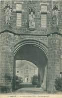 AVERBODE - La Porte D'entrée - De Ingangspoort. - Zonder Classificatie