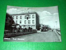 Cartolina Bellaria - Hotel Miramare 1955 Ca - Rimini