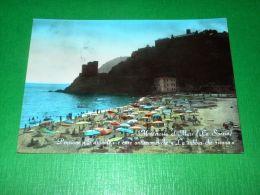 Cartolina Monterosso Al Mare ( La Spezia ) - Pensione Pasquale 1957 - La Spezia