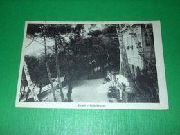 Cartolina Pegli - Villa Bruzzo 1926 - Genova (Genoa)