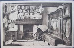 OLD POSTCARD - CP - LA DOUCE FRANCE - 20 BRETAGNE - LAMPAUL (FINISTERE) - 10 INTERIEUR BRETON - UNPOSTED UNCIRCULATED - Lampaul-Guimiliau