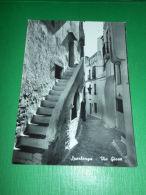 Cartolina Sperlonga - Via Giose 1966 - Latina