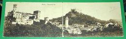Cartolina Doppia Asolo - Panorama Est 1930 Ca - Treviso