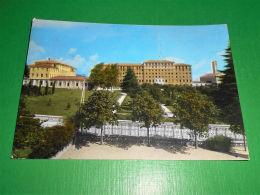 Cartolina Paderno Del Grappa - Istituto Filippin - Particolare 1963 - Treviso