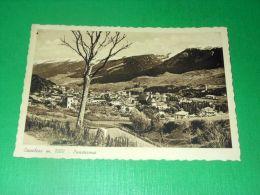 Cartolina Cavalese ( Trento ) - Panorama 1940 Ca - Trento