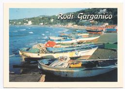 2000, Foggia - Rodi Garganico - Barche - Foggia