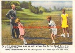 Cote D'Or - Nos Enfants Royaux - Onze Prinsen - Serie 6 Nr.09 - Côte D'Or