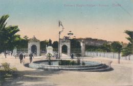 R047759 Entrance Maglio Garden. Floriana. Malta - Mondo