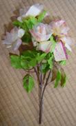 Artificial Rosebush Branch - Creative Hobbies