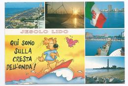 1997, Venezia - Jesolo Lido - Cartoon - Venezia (Venice)