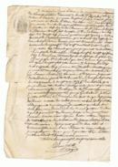 UZERCHE ( Corrèze)- Lettre Manuscrite De Joseph Leblanc Entrepreneur De Travaux Publics - Bourganeuf 1861 (fr37) - Manuscrits