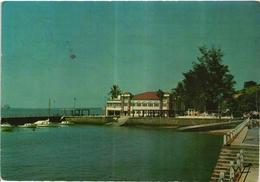 Mozambique Moçambique - Lourenço Marques Club Naval - Yatch Club - 1960/70s Postcard - Mozambique