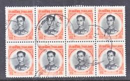 THAILAND  409 X 8   (o) - Thailand