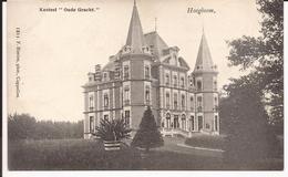 HOOGBOOM: Kasteel Oude Gracht  Uitgever F. Hoelen (1311) - Kapellen