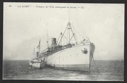 """Bateau """"LOIRE"""" Embarquant Les Forçats De L'Ile De Ré (LL) Charente Maritime (17) - Non Classificati"""