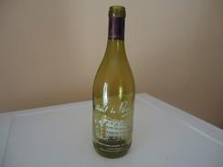 Bouteille Sérigraphiée - De ? - Hotel Du Parc - Vin De Table - Sardières 73500 - 0.75 L - Vide - - Wine