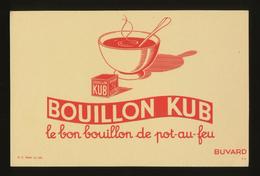 Buvard - Bouillon KUB - Buvards, Protège-cahiers Illustrés