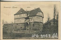 Petershagen (Weser) V. 1916  Das Schloß  (50399-8) - Esslingen